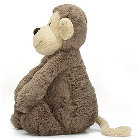 buy jellycat bashful monkey soft toy large brown john