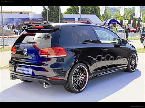 volkswagen car black volkswagen golf gti black dynamic 2012 exotic car pictures