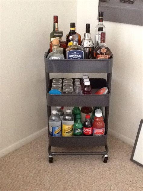 Ikea Raskog Troli 1 64 best kitchen images on bar carts bar cart and diy bar cart