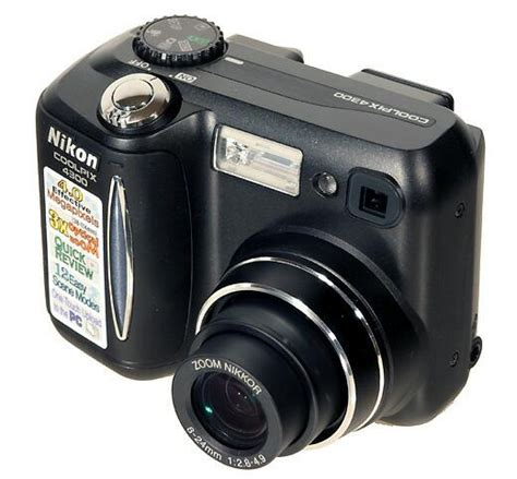 canon powershot s45 vs nikon coolpix 4300