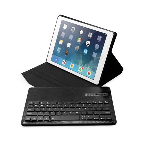 funda ipad2 con teclado unotec funda teclado bluetooth para ipad air 2 ipad pro 9