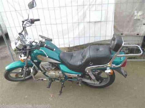 125 Motorrad Papiere by Aus Einem Garagenfund Hyosung Ga125 Chopper Bestes