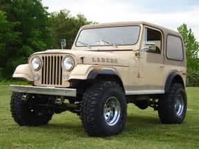 1976 jeep cj7 modernoffroader com usa suv crossover truck