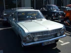 Opel Rekord 1700 Opel Rekord Caravan 1700 Motoburg