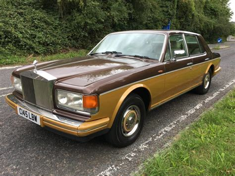 roll royce silver rolls royce silver spirit out for a drive bridge classic