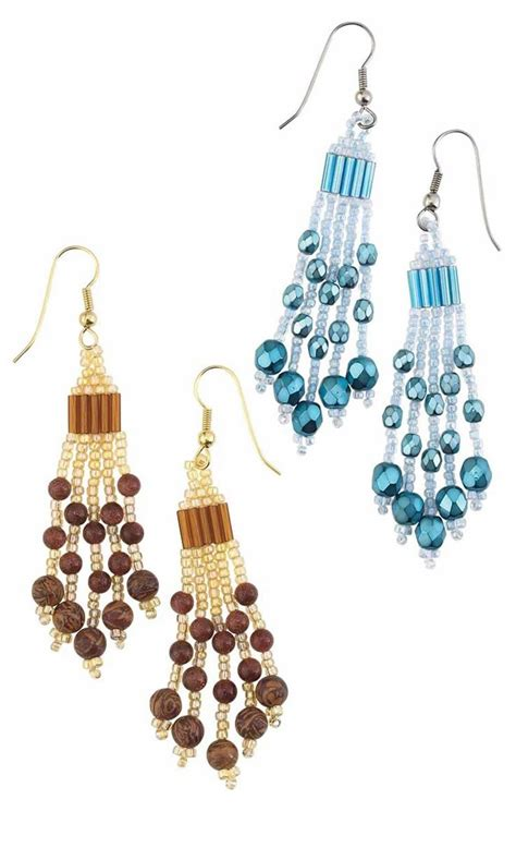 beaded earrings patterns 17 best images about and jewelry on