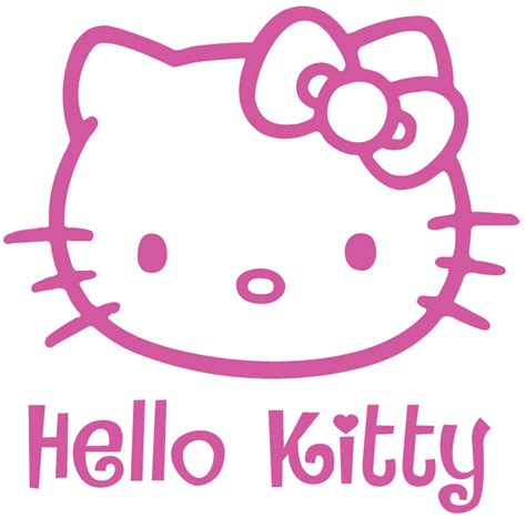Phone Hellokitty Logo hello logo wallpaper clipart best clipart best
