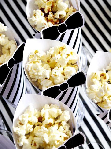 popcorn bar birthday party printables supplies