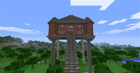 2 stories house amazingg custom made 2 story house minecraft project