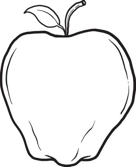 red apple coloring page tissue paper coloring and paper on pinterest