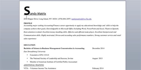 Cover Letter For Big 4 Accounting Firms How Do Recruiters Look At Accounting Resumes I Ll Show You