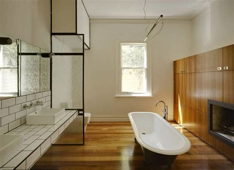 Bathroom Hardwood Flooring Ideas | wood floor in bathroom houses flooring picture ideas blogule