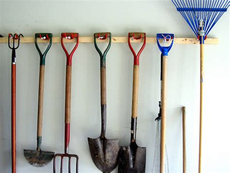 how to hang tools in shed 19 bodacious backyard storage ideas tips hacks you need