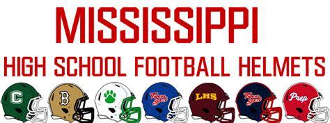 west lincoln high school ms mississippi high school football helmets