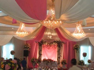 Power to Personalize Your Wedding: Decor Idea: Ceiling