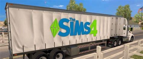 The Mods the sims 4 mod ats ats mod american truck simulator mod
