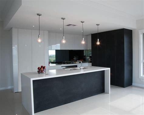 matte black kitchen cabinets camelothomes the oaks project modern kitchen design