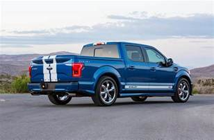 Ford Truck Shelby Shelby F 150 Snake Returns For 2017 Automobile