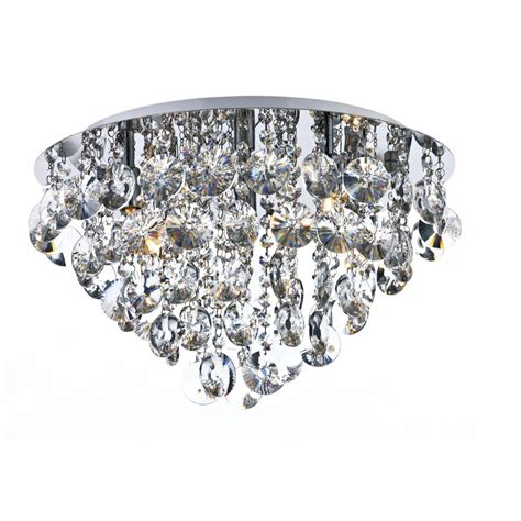 Chandeliers Flush Mount Brizzo Lighting Stores 18 Quot Miraggio Modern Flush Mount Chandelier Pics Ceiling