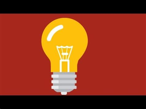 vector light tutorial creating a vector bulb drawing coreldraw tutorial youtube