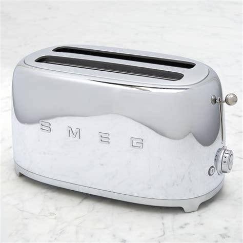 Smeg Toaster Oven Smeg 4 Slice Toaster Williams Sonoma