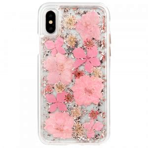 Iphone Casecasing Pink White Blue Flower Iphone 56 iphone x cases covers accessories mate
