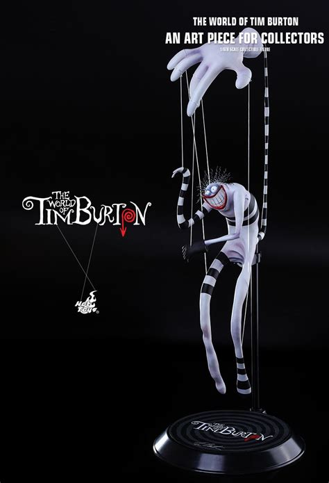 The Word toys the world of tim burton the world of tim
