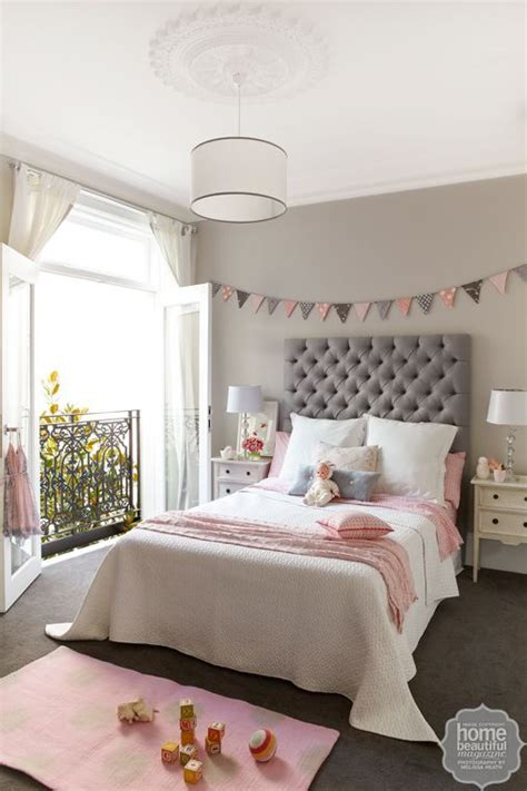 New From Anthropologie Make A Bedhead by Dusty Pinks And Soft Greys Pair Perfectly With A Bedhead