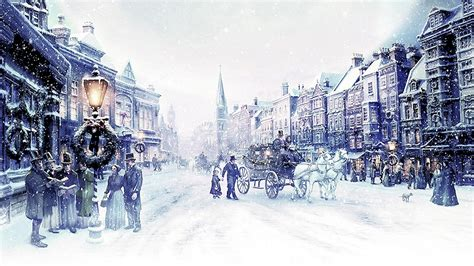 background on charles dickens a christmas carol dreaming of a white christmas coopernundrums