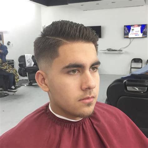 fade haircuts for black men with round faces 25 сharismatic male haircuts for round faces be unique