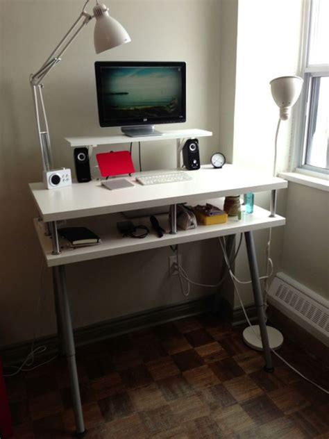 standing  diy standing desk