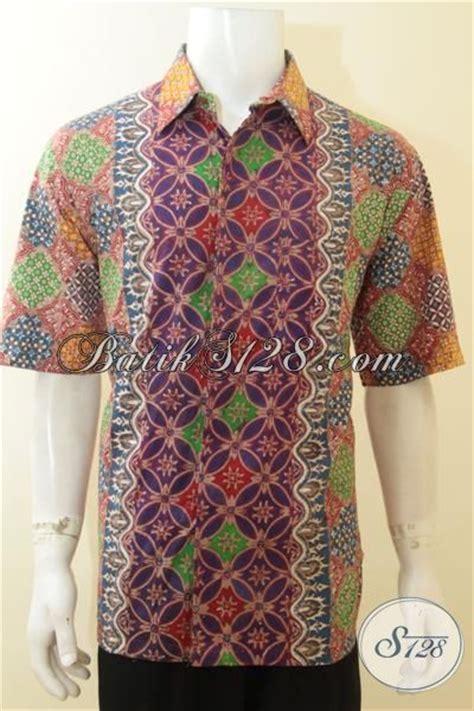 desain baju batik anak muda baju kemeja halus khas anak muda untuk til bergaya hem