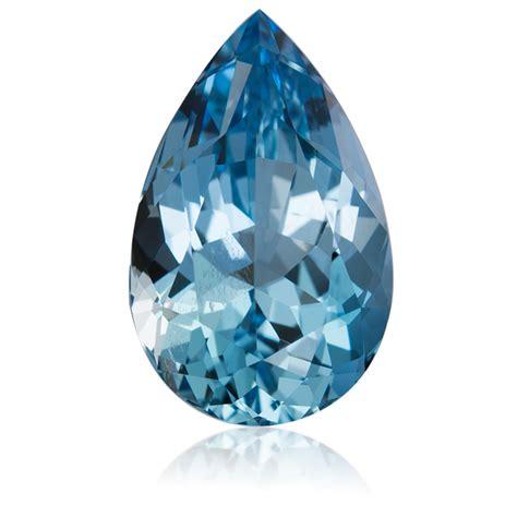 madagascar aquamarine pear 6 23ct king gems