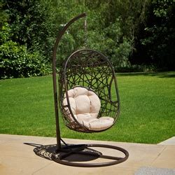 christopher knight home swinging egg outdoor wicker chair 17 best images about egg swings on pinterest outdoor