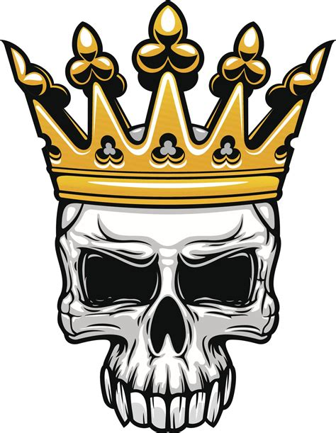 skull with crown tattoo designs 9 indian skull designs and their meanings