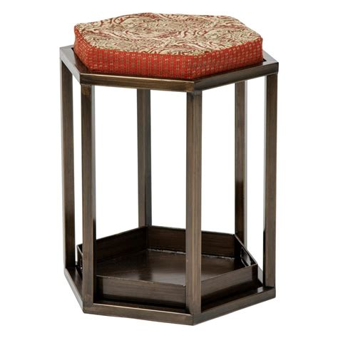 bombay outdoors bronze venetian metal outdoor bar stool
