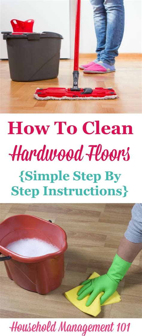 how to clean hardwood floors how to clean hardwood floors step by step