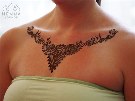 henna tattoo on chest best 25 henna chest ideas on finger tats