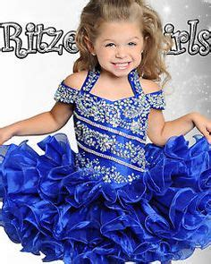 Mini Cupcake Glitter Skirts Series 2 Princess Emco toddler glitz pageant dresses pageant dress rhinestones pageant clothing ideas
