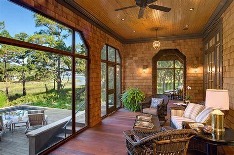 Creekside Cottage by Creekside Cottage Kiawah Island Klassisch Veranda