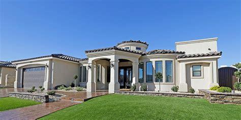 front exteriors vista custom homes custom home