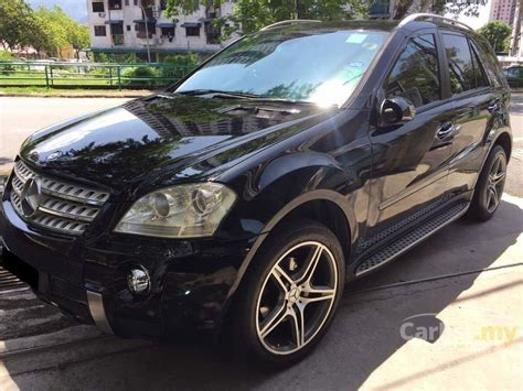 2006 Mercedes Ml350 by Mercedes Ml350 2006 Sports Package 3 5 In Penang
