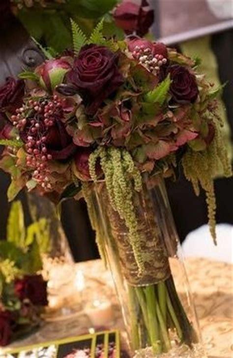 burgundy reception wedding flowers wedding decor wedding