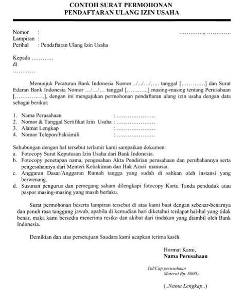 contoh surat resmi negosiasi dan balasannya 28 images contoh berita