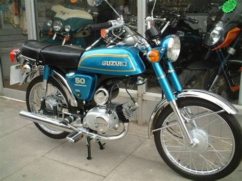 Suzuki 50cc Bikes And Ebay On