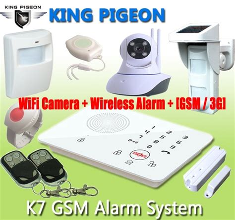 best wireless gsm home security alarm system power failure
