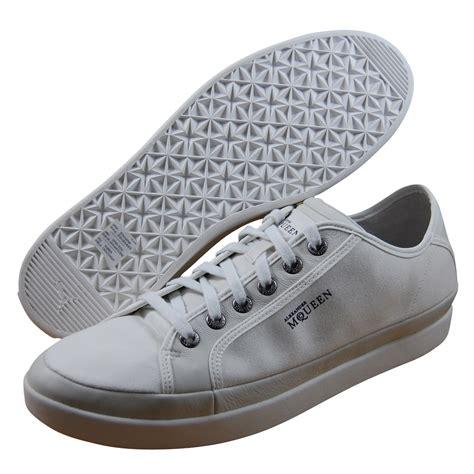 mcqueen sneakers mens mens mcqueen rabble lo white fashion