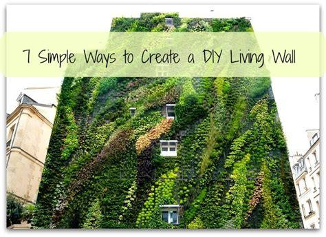 how to make a living wall garden living wall planter vertical home garden the felted fox
