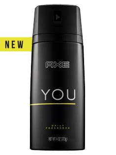Parfum Axe You you daily fragrance axe us
