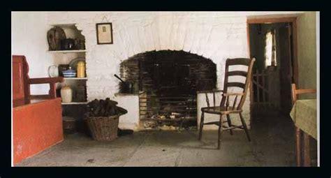 irish cottage interiors typical interior   main